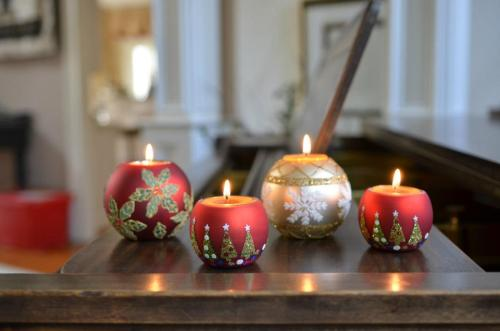 Ornamental Tealight Holder pg. 45 in Inspire Fall Catalogue
